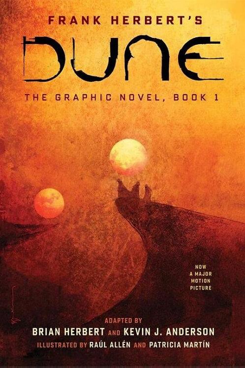 Dune: The Graphic Novel Book One (Frank Herbert & Brian Herbert)