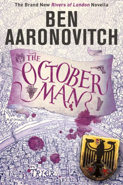 The October Man (Ben Aaronovitch)