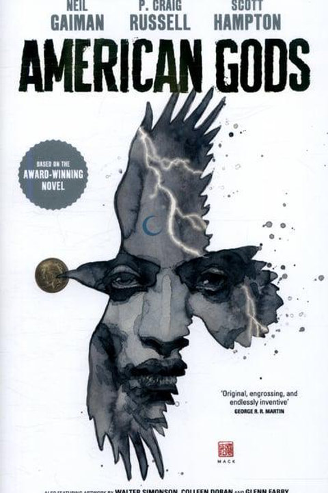 American Gods Vol1: Shadows (Neil Gaiman &P. Craig Russell)