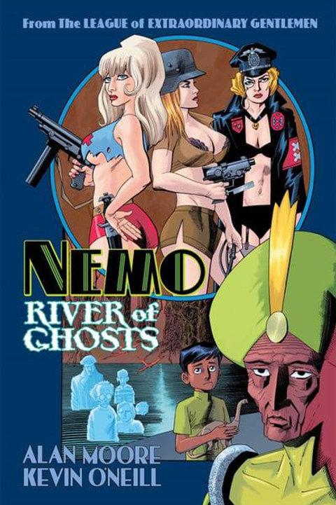 Nemo Vol3: River Of Ghosts (Alan Moore & Kevin O'Neill)