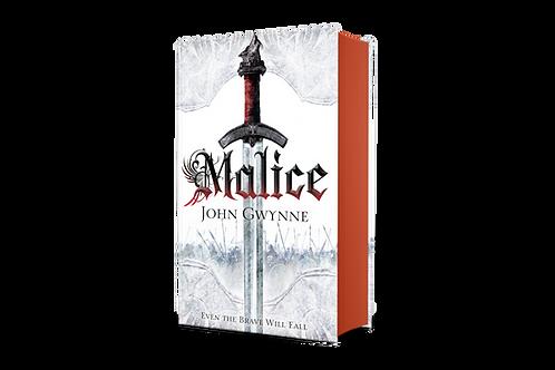 Malice HB - TBB Exclusive (John Gwynne)