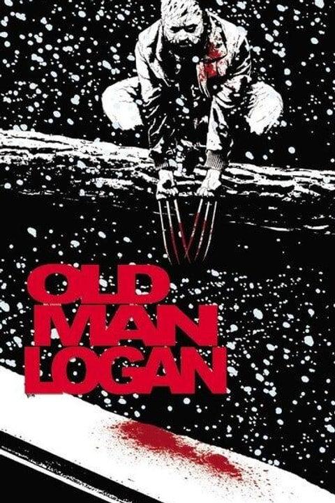 Old Man LoganVol2: Bordertown (Jeff Lemire & Andrea Sorrentino)