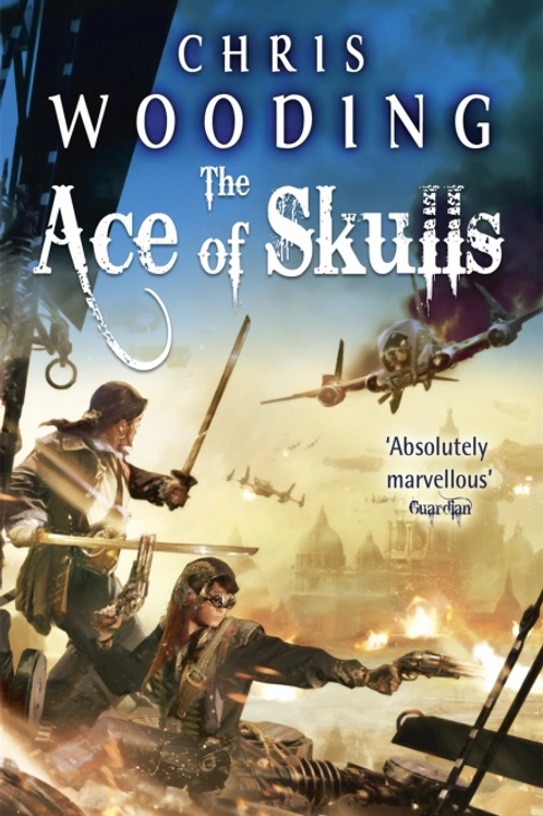 The Ace of Skulls (Chris Wooding)