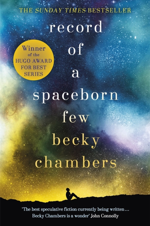Record of a Spaceborn Few (BECKY CHAMBERS)