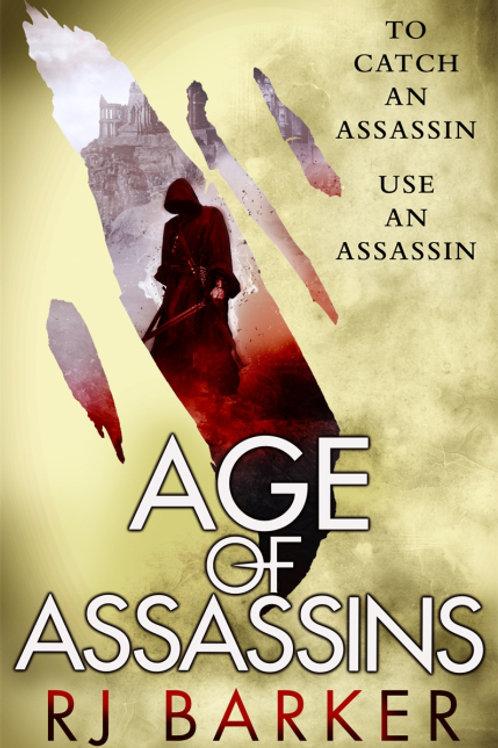 Age of Assassins (RJ BARKER)