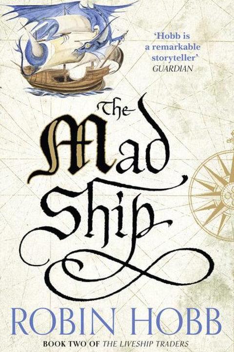 The Mad Ship (Robin Hobb)