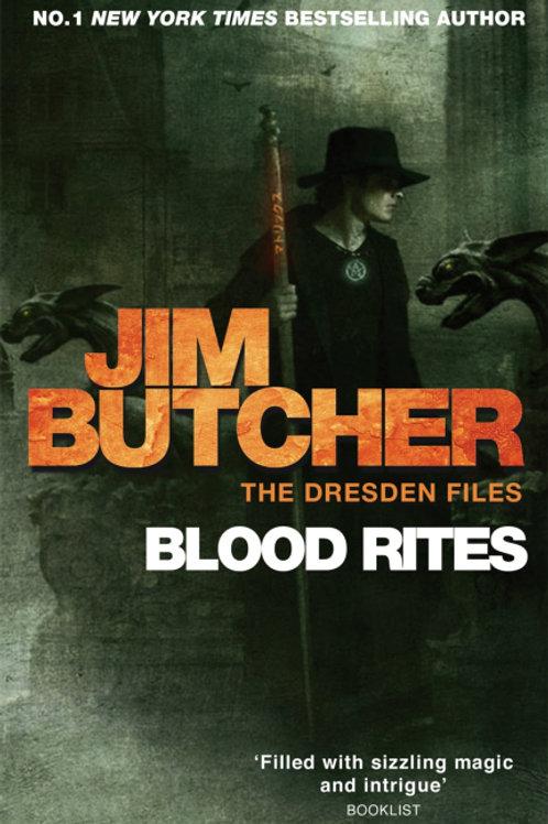 Blood Rites (JIM BUTCHER)