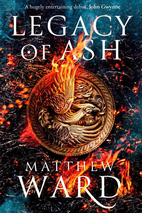 Legacy of Ash (MATTHEW WARD)