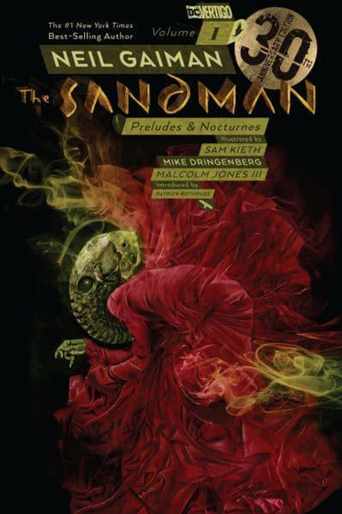 The Sandman Vol1: Preludes And Nocturnes (Neil Gaiman & Sam Kieth)