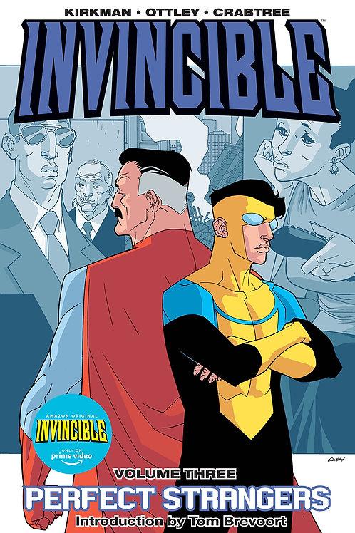 Invincible Vol3: Perfect Strangers (Robert Kirkman &Cory Walker)