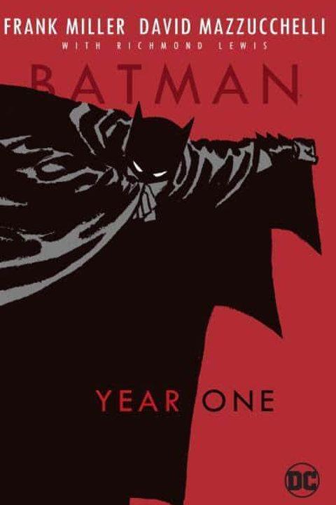 Batman: Year One (Frank Miller & David Mazzucchelli)