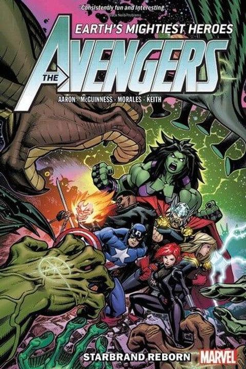 AvengersVol6: Starbrand Reborn (Jason Aaron & Ed McGuinness)