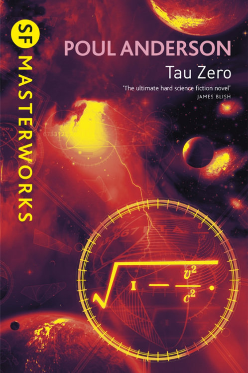 Tau Zero (POUL ANDERSON)