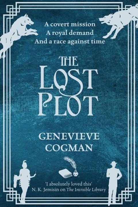 The Lost Plot (Genevieve Cogman)