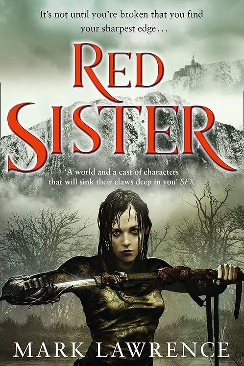Red Sister (Mark Lawrence)