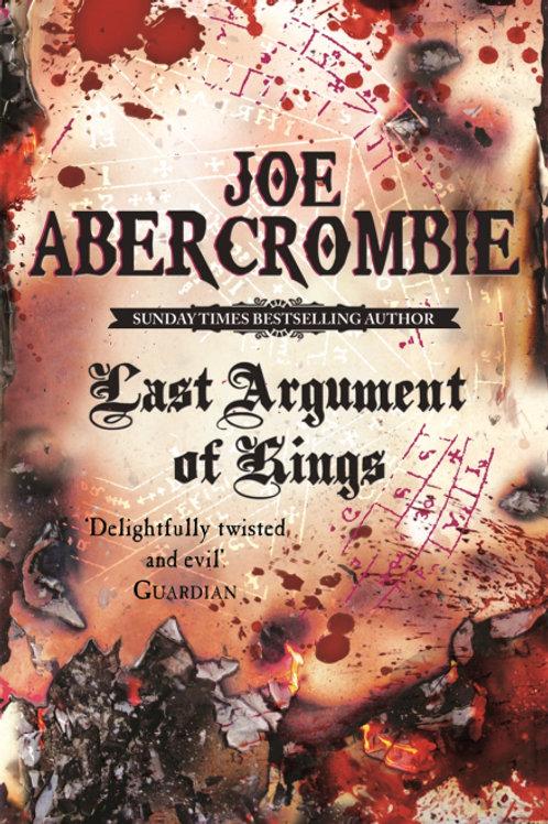 Last Argument Of Kings PB (Joe Abercrombie)