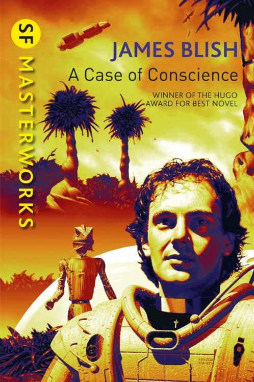 A Case Of Conscience (JAMES BLISH)