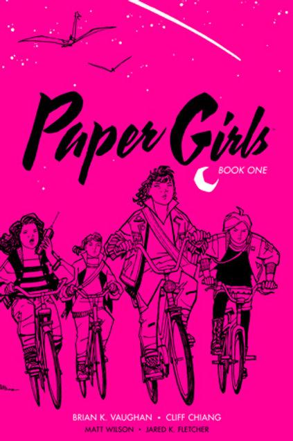 Paper Girls Book 1 (Brian K. Vaughan & Cliff Chiang)