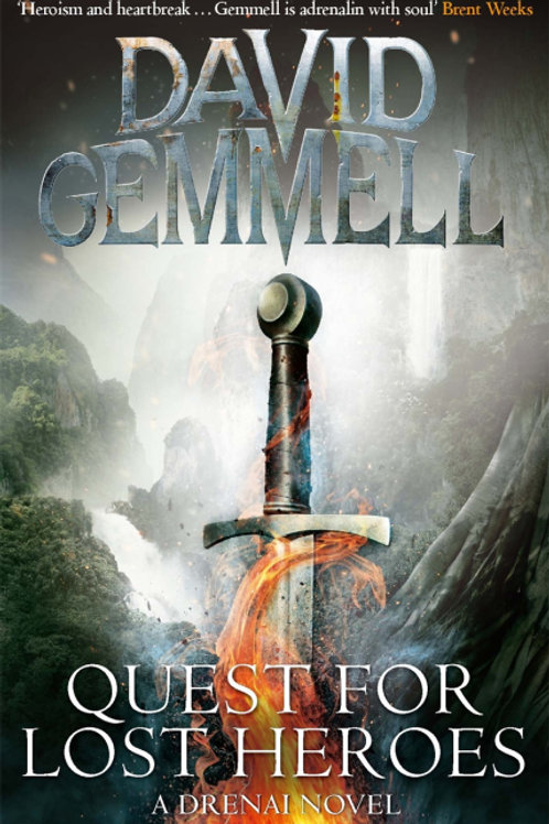 Quest for Lost Heroes (DAVID GEMMELL)