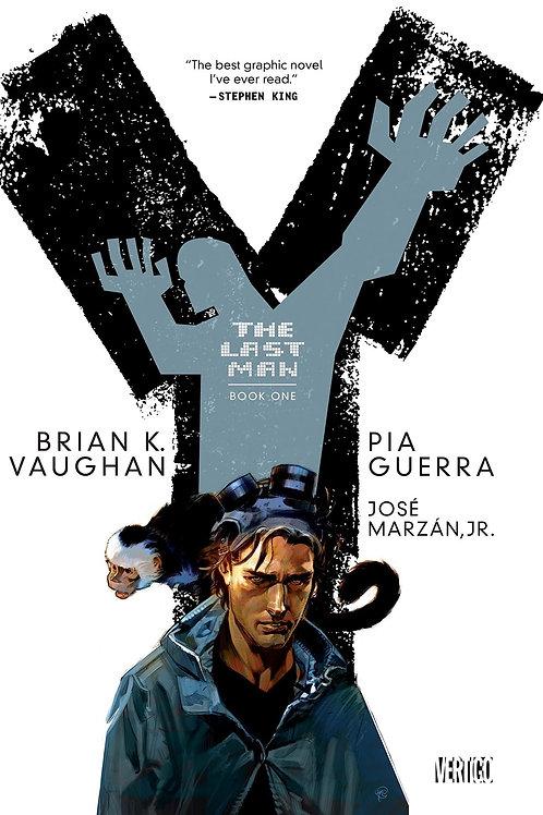 Y: The Last Man Book 1 (Brian K. Vaughan & Pia Guerra)