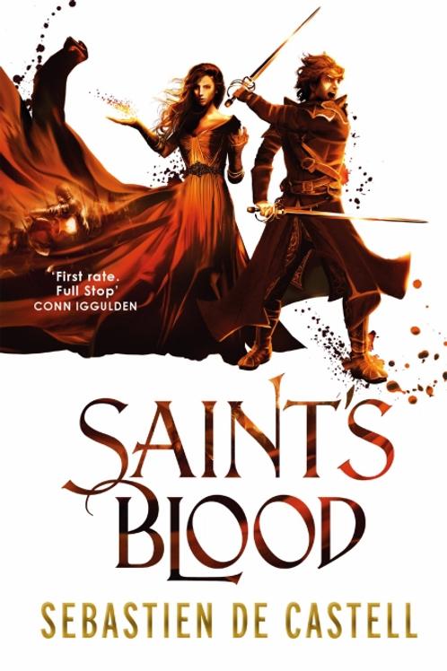 Saint's Blood (Sebastien De Castell)