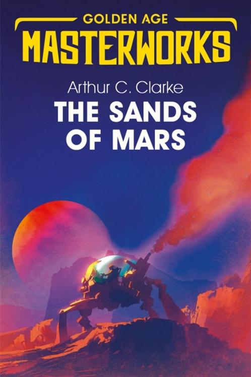 The Sands of Mars (ARTHUR C. CLARKE)