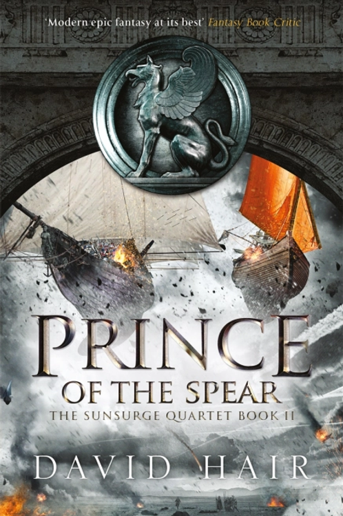 Prince of the Spear (David Hair)