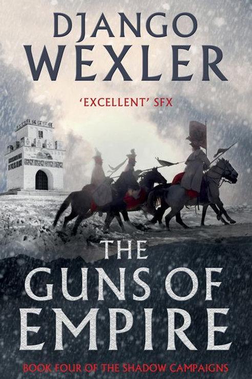 The Guns Of Empire (Django Wexler)
