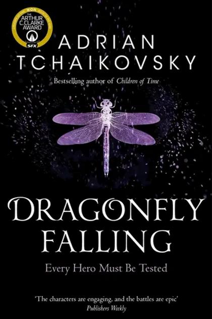 Dragonfly Falling (Adrian Tchaikovsky)