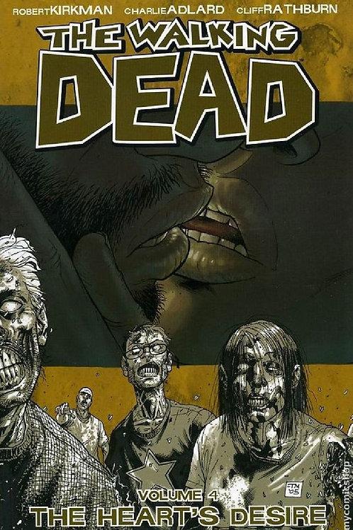 The Walking Dead Vol4: The Heart's Desire (Robert Kirkman &Charlie Adlard)