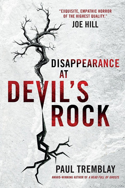 Disappearance At Devil's Rock (Paul Tremblay)
