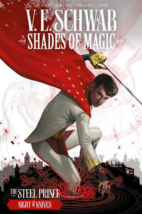 Shades Of Magic -The Steel Prince Vol2: Night Of Knives (V.E. Schwab)