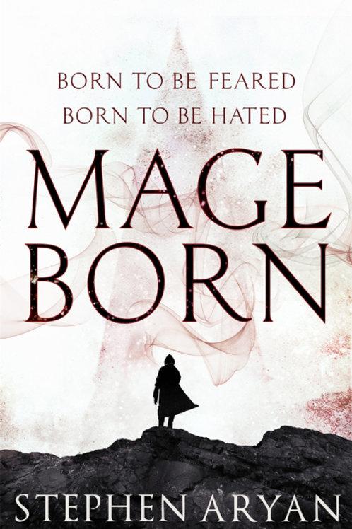 Mageborn (Stephen Aryan)