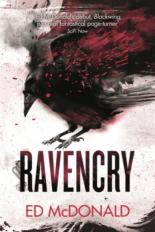 Ravencry (ED MCDONALD)