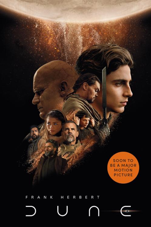 Dune - Film Cover (Frank Herbert)