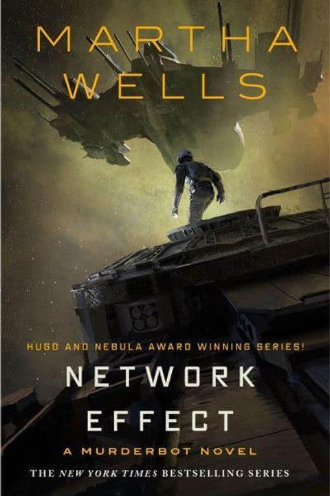 Network Effect (Martha Wells)