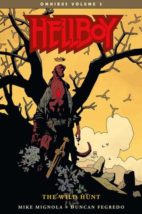 Hellboy Omnibus Vol3: The Wild Hunt (Mike Mignola & Duncan Fegredo)