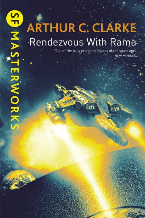 Rendezvous With Rama (ARTHUR C. CLARKE)