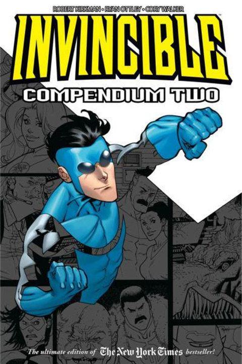 InvincibleCompendium Vol2 (Robert Kirkman, Cory Walker &Ryan Ottley)