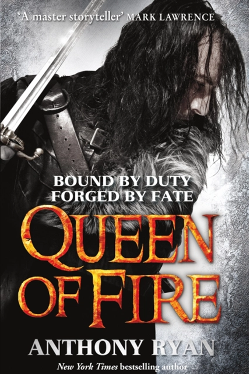Queen of Fire (Anthony Ryan)