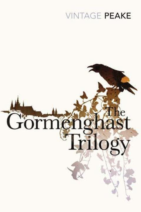 The Gormenghast Trilogy (Mervyn Peake)