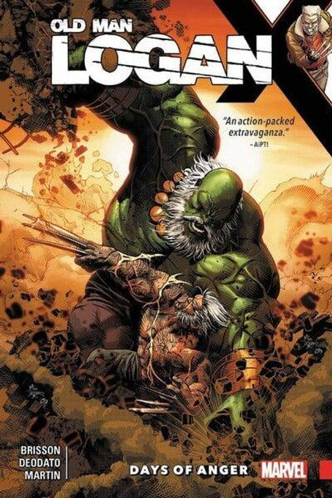 Old Man Logan Vol 6: Days Of Anger (Ed Brisson & Mike Deodato)