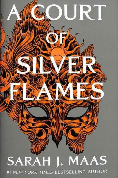 A Court of Silver Flames (Sarah J. Maas)