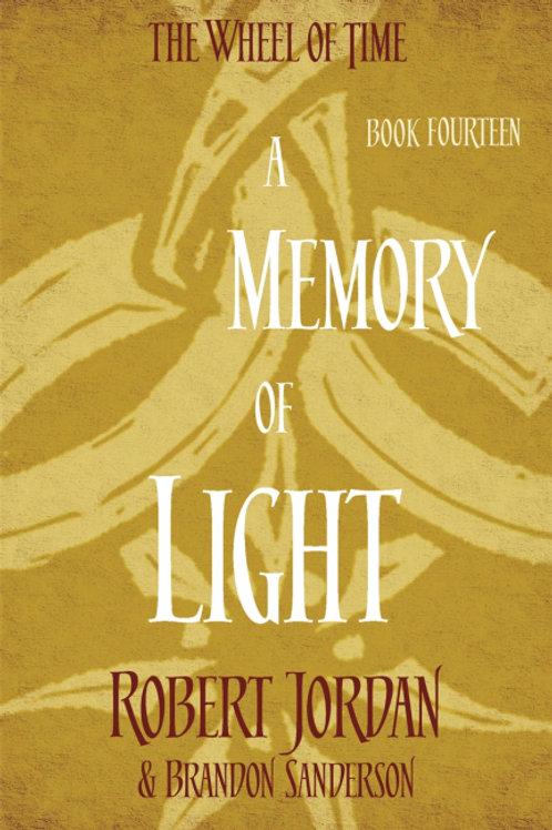 A Memory of Light (ROBERT JORDAN & BRANDON SANDERSON)