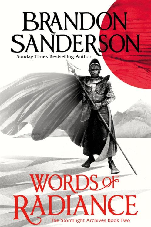 Words of Radiance Part 1 (BRANDON SANDERSON)