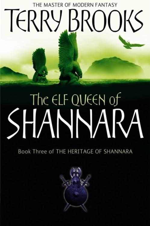 The Elf Queen of Shannara  (TERRY BROOKS)