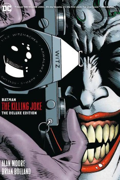 Batman: The Killing Joke (Alan Moore & Brian Bolland)