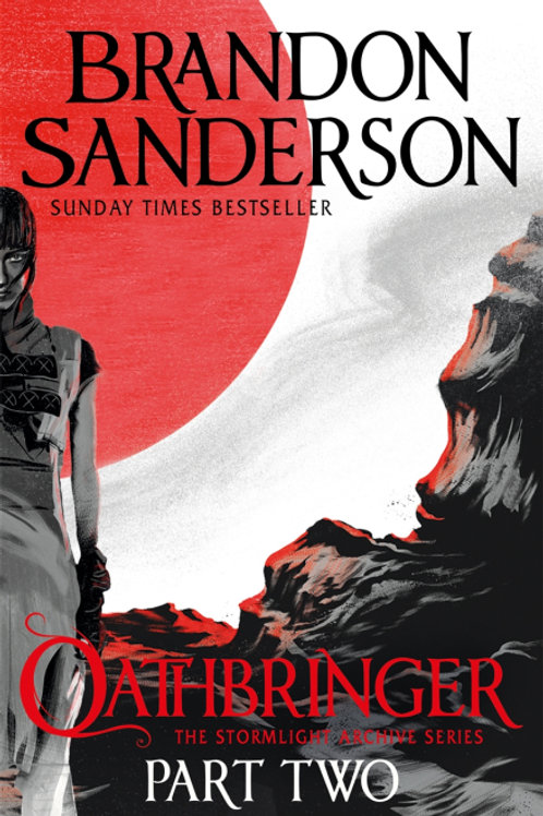 Oathbringer Part 2 (BRANDON SANDERSON)