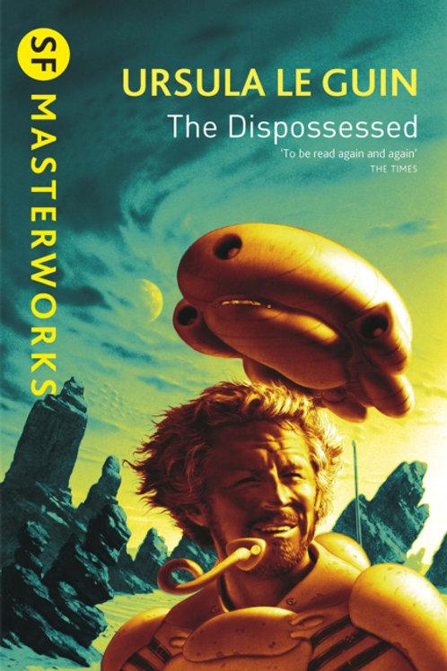 The Dispossessed (URSULA LE GUIN)
