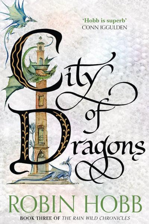 City of Dragons (Robin Hobb)